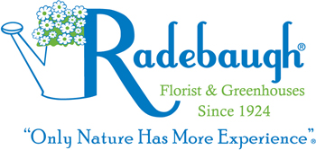 Radebaugh Greenhouses Logo